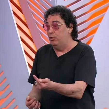 Casagrande, comentarista do Grupo Globo - Reprodução/Globo