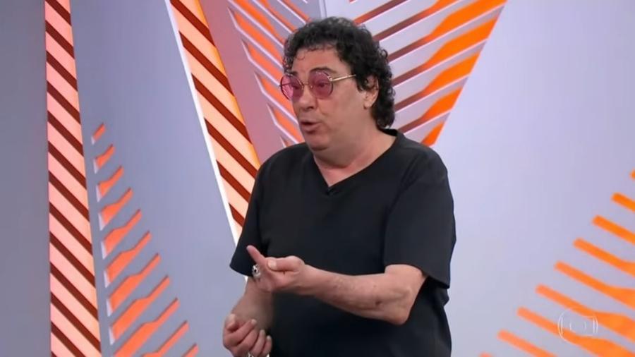"""""""Seria uma experiência espetacular para mudarmos essa mentalidade pragmática"""", disse o comentarista - Reprodução/Globo"""