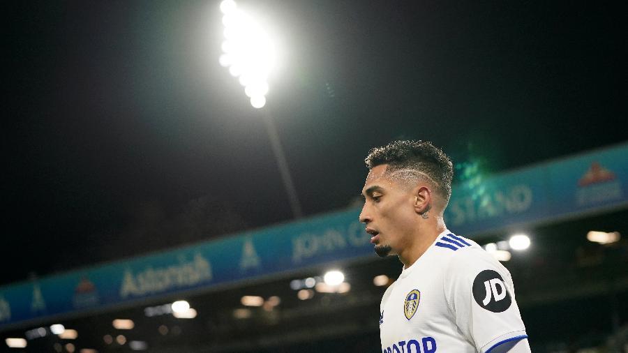 Raphinha pode trocar o Leeds pelo Manchester City - Jon Super - Pool/Getty Images