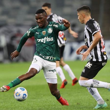 Atlético x Palmeiras, pelo Brasileirão 2021 - Cesar Greco