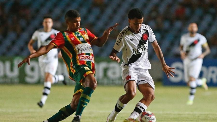 Vasco perde para o Sampaio Corrêa na Série B do Campeonato Brasileiro - Rafael Ribeiro/Vasco