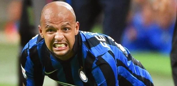Felipe Melo é um dos possíves nomes na lista de saídas da Inter