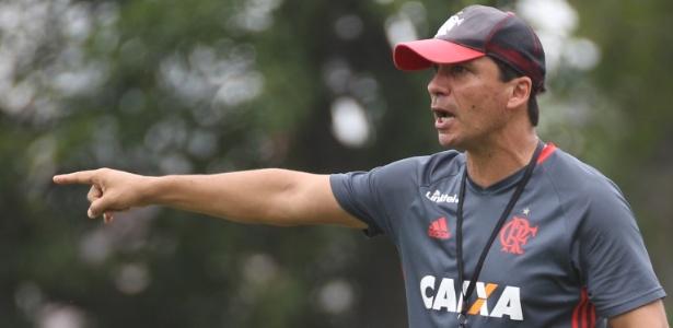 Time comandado por Zé Ricardo pode ficar fora da Florida Cup - Gilvan de Souza/Flamengo