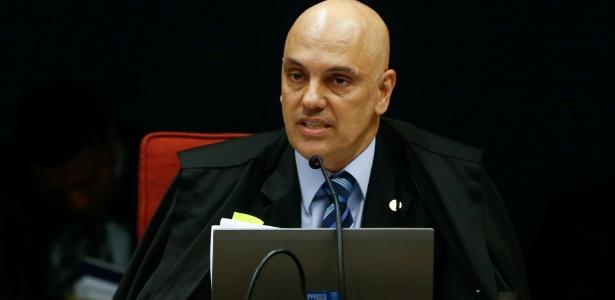 Alexandre de Moraes - Pedro Ladeira/Folhapress - Pedro Ladeira/Folhapress