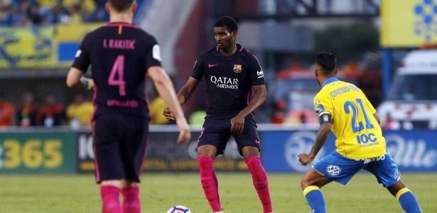 Marlon fez sua estreia pelo Barça no último domingo (16)