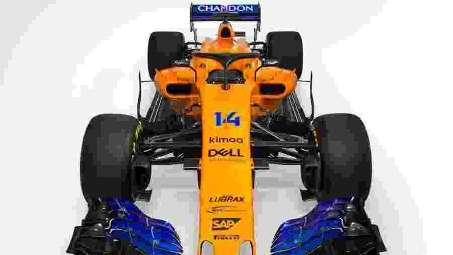 Michael Lafiti é novo dono de 10% da equipe, mas fontes dizem que não há relação entre negócio e carreira do filho - McLaren