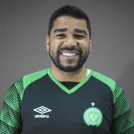 Ivan, goleiro da Chapecoense - Divulgação/Chapecoense