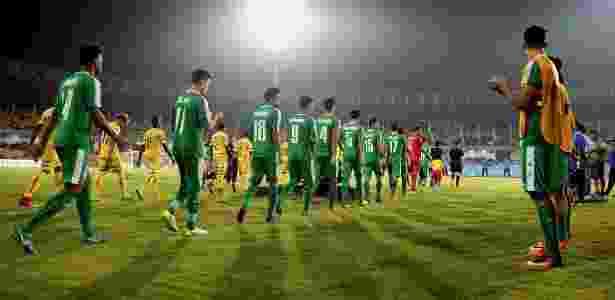 Iraque foi campeão asiático sub-16 em 2016, ganhando vaga para Mundial sub-17 - Boris Streubel - FIFA/FIFA via Getty Images - Boris Streubel - FIFA/FIFA via Getty Images