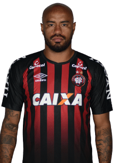 Thiago Heleno Henrique Ferreira, zagueiro do Atlético-PR