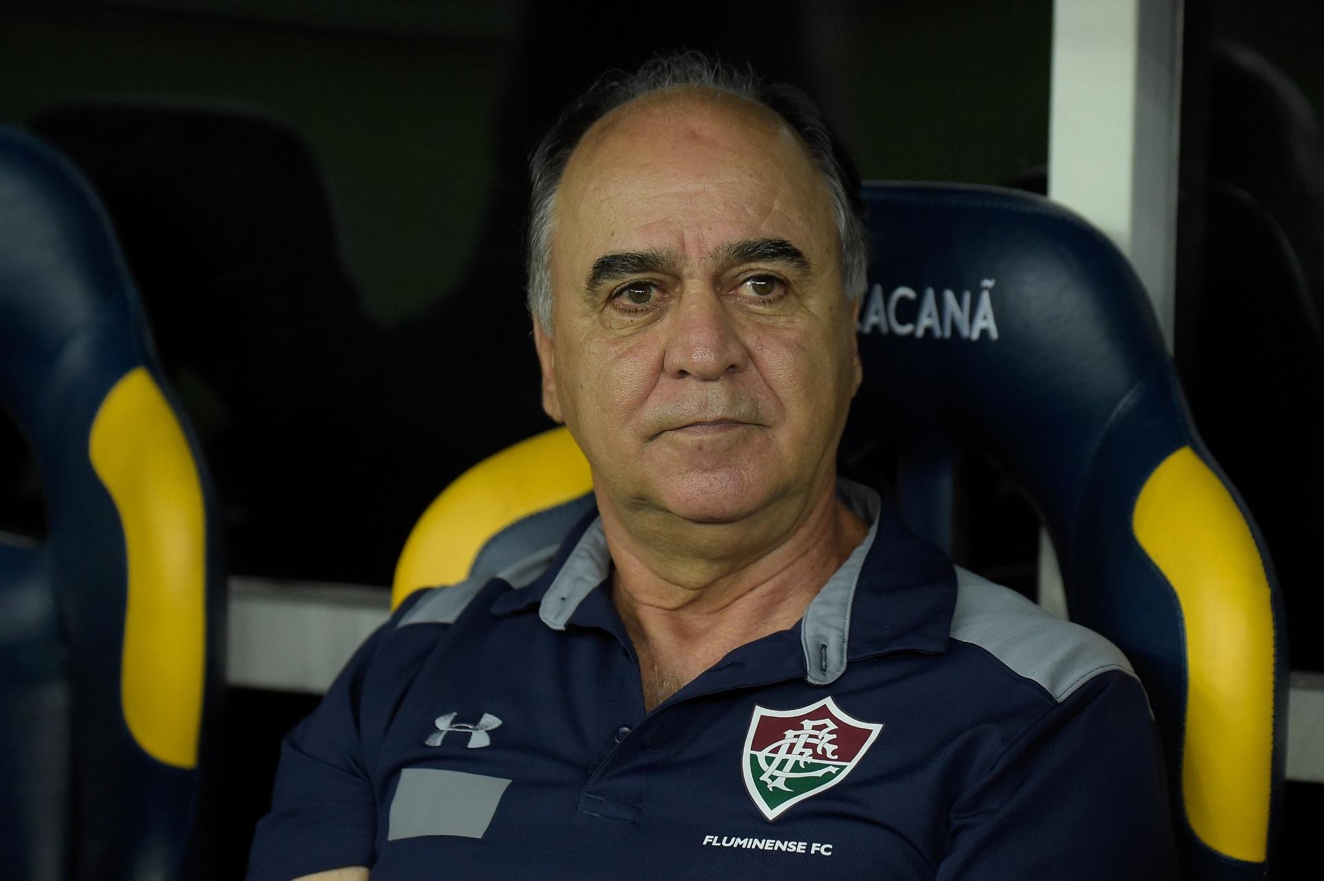 7d39b9d6ee Marcelo ressalta  grande oportunidade  perdida pelo Flu contra Sport -  11 11 2018 - UOL Esporte