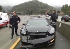 Vídeo mostra acidente com o carro de Stephen Curry; veja a batida