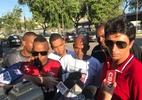"""Tio de vítima de incêndio agradece torcidas: """"Deixaram diferenças de lado"""" - Bruno Braz / UOL Esporte"""
