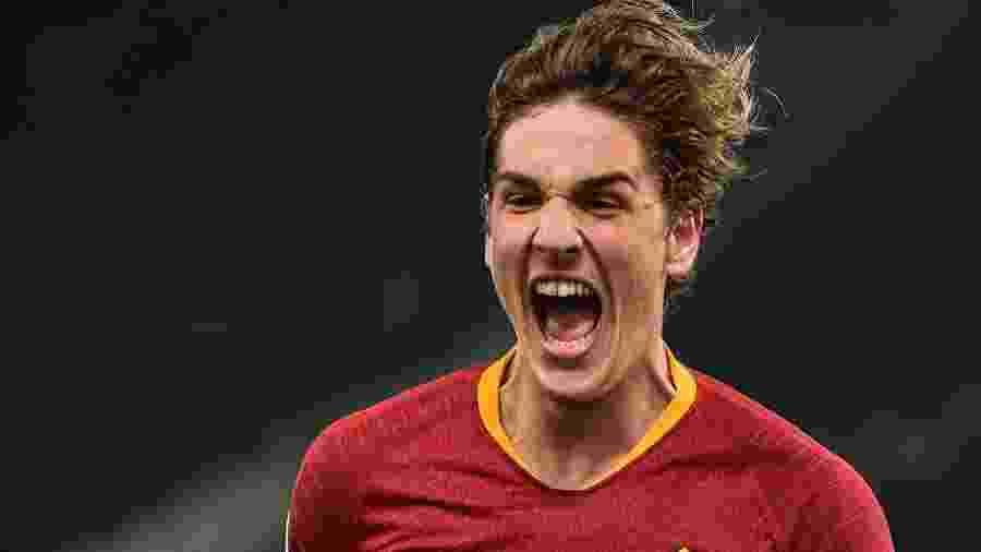 Nicolò Zaniolo é alvo da Juventus e pode ser trocado por Federico Bernardeschi - Andreas Solaro/AFP
