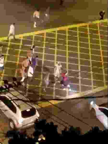 Vasco x Fluminense  clima de paz acaba e briga nos bastidores acirra ... 5724b0138af84