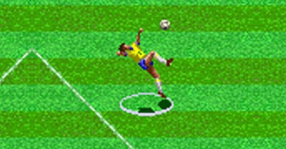 Allejo seleção brasileira