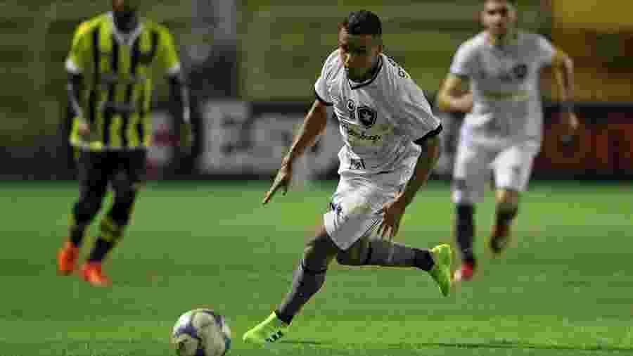 Volta Redonda e Botafogo em duelo pelo Campeonato Carioca do ano passado - Vitor Silva / SS Press / Botafogo