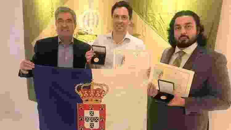 Danilo Garcia de Andrade é ex-advogado de Najila Trindade - Arquivo Pessoal - Arquivo Pessoal