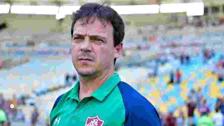 Fernando Diniz - Thiago Ribeiro/AGIF