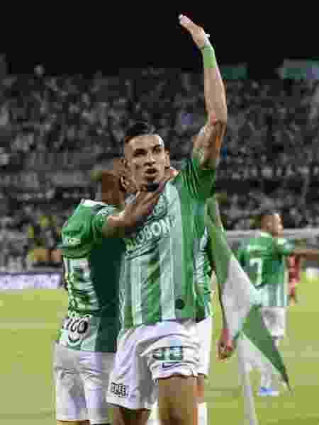 Jogador revelado pelo Rionegro Águilas está atualmente no Atlético Nacional - Reprodução/Instagram/daniel.chitiva