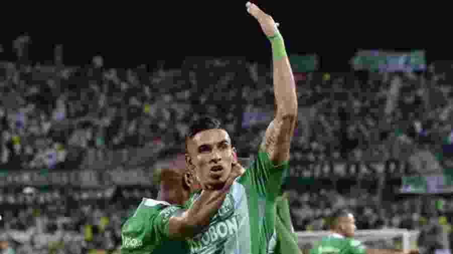 Daniel Muñoz, lateral direito do Atlético Nacional, da Colômbia - Reprodução/Instagram/daniel.chitiva