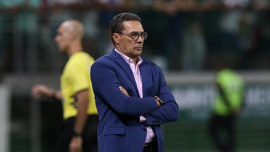Luxemburgo terá sua terceira passagem no comando da Raposa, onde conquistou títulos importantes em 2003 - Cesar Greco/SE Palmeiras