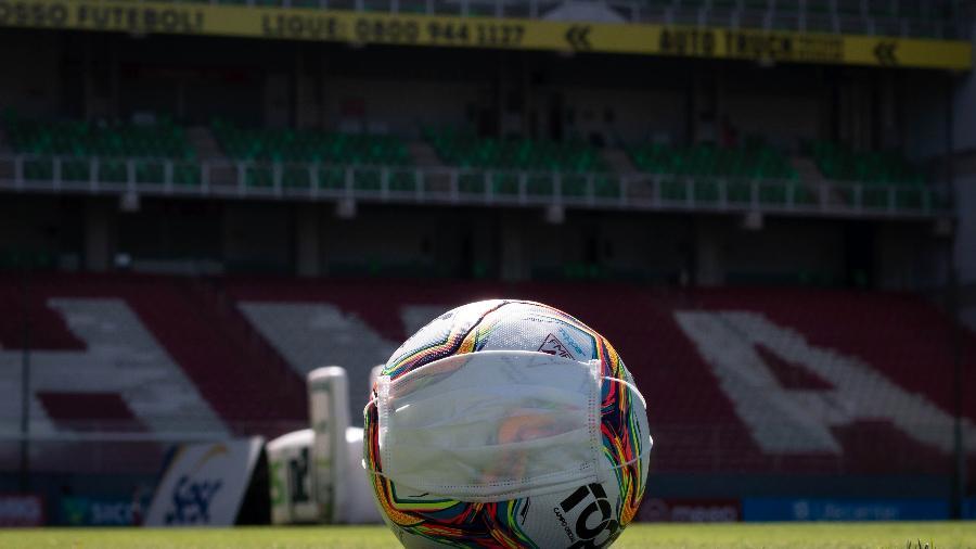 Campeonato Mineiro 2020 tem volta prevista para 26 de julho de 2020, em meio à pandemia do novo coronavírus - Fernando Moreno/AGIF