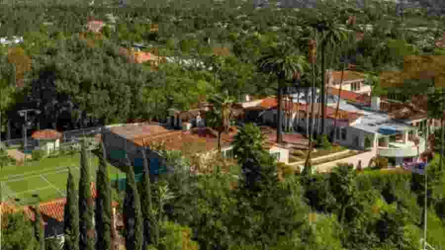 LeBron compra nova mansão de mais de R$ 200 milhões - Reprodução/realtor.com