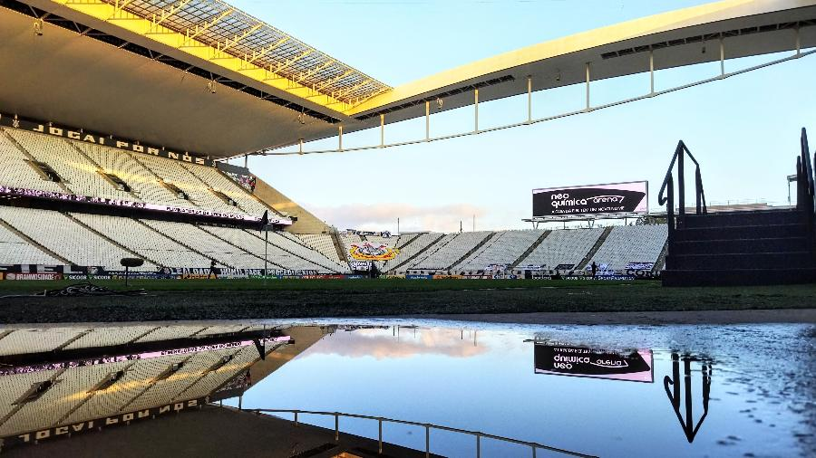 Estádio Neo Química Arena, casa do Corinthians - Rodrigo coca / Ag. Corinthians