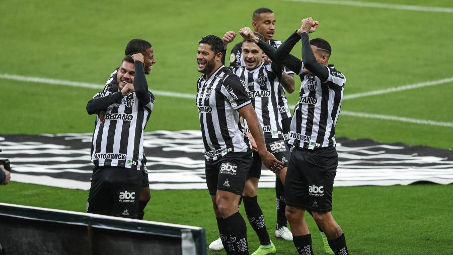 Em alta no futebol sul-americano, o Atlético-MG tem sido procurado por grandes empresas - Pedro Souza/Atlético-MG
