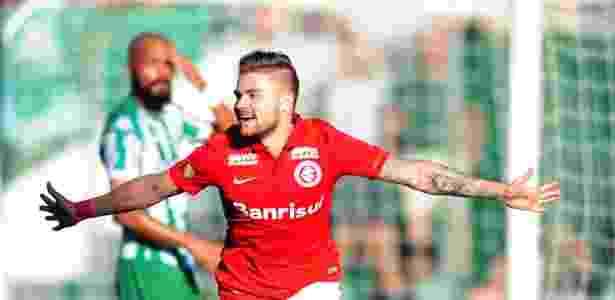 Eduardo Sasha é o principal artilheiro do Inter neste início de temporada - Ricardo Duarte/Divulgação SC Internacional