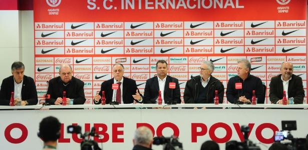 Fernando Carvalho negociou com movimentos políticos período de trégua no Inter