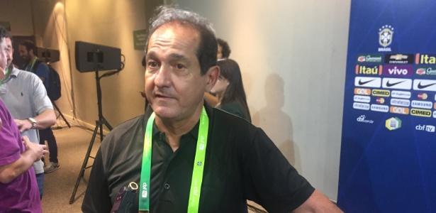 Muricy Ramalho atualmente é comentarista do SporTV