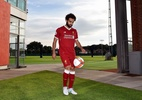 Liverpool anuncia compra de egípcio que se destacou pela Roma - Twitter/Divulgação