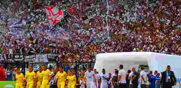 São Januário tem feito a diferença para o Vasco neste Campeonato Brasileiro - Paulo Fernandes / Flickr do Vasco