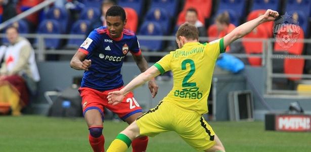 Vitinho fez seis gols e deu seis assistências em 13 jogos do CSKA em 2017