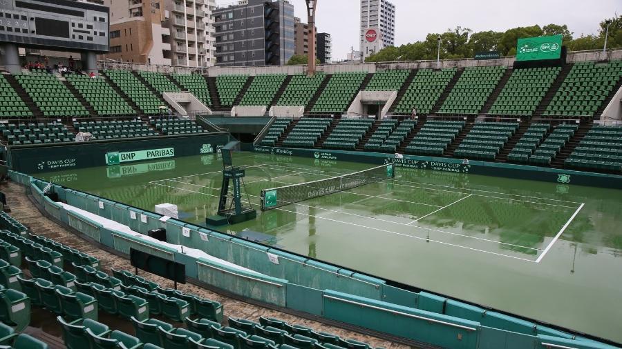 Divulgação/Copa Davis