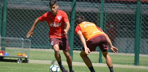 Marcinho se despede do São Paulo após início promissor