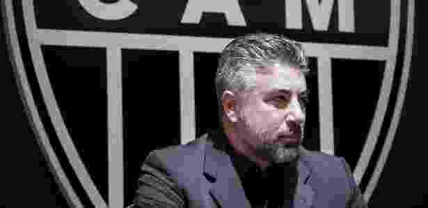 Alexandre Gallo deixou o cargo de diretor de futebol do Atlético-MG nesta terça-feira - Pedro Souza/Clube Atlético Mineiro