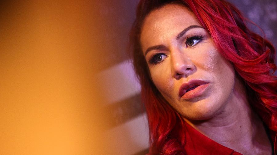 A lutadora de MMA brasileira Cris Cyborg - Buda Mendes/Getty Images