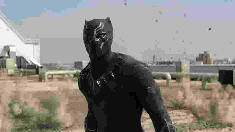 """Sequência de """"Pantera Negra"""" deve ficar para 2021 - Divulgação"""