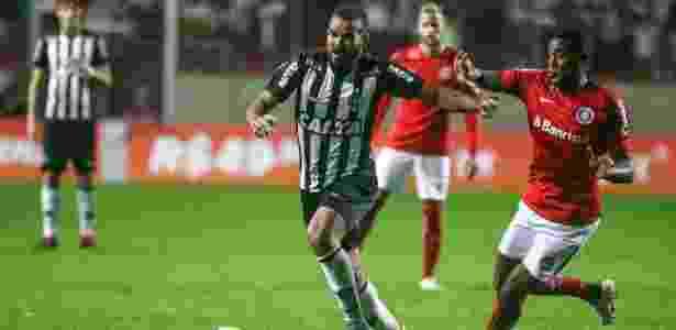 Volante deixou o departamento médico e vira reforço para Levir após quase dois meses - Bruno Cantini/Divulgação/Atlético-MG