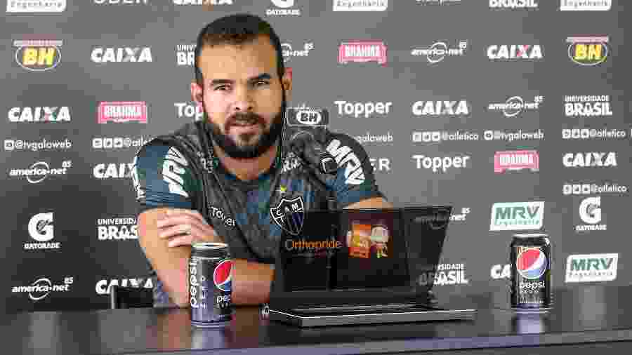 José Welison, volante do Atlético-MG - Bruno Cantini/Divulgação/Atlético-MG
