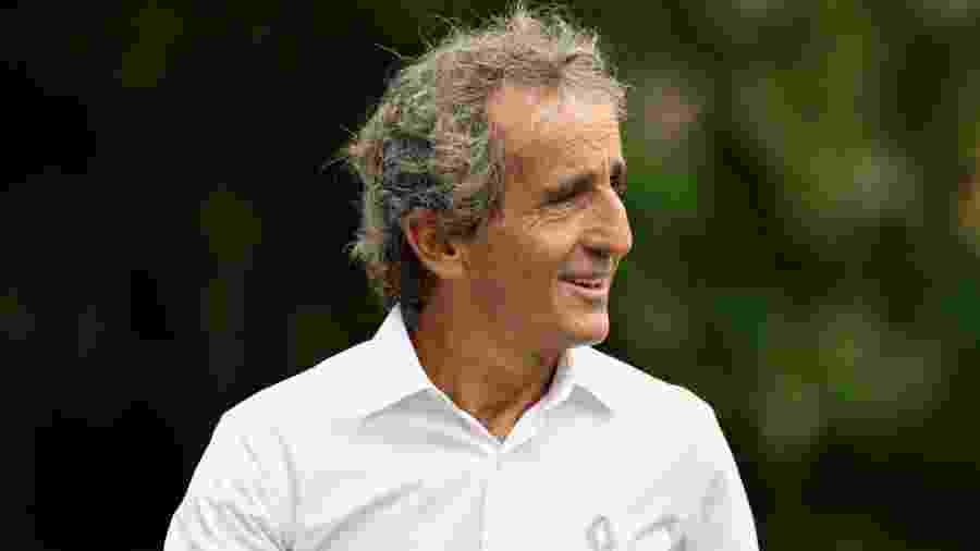Alain Prost hoje é consultor da Renault - Charles Coates/Getty Images