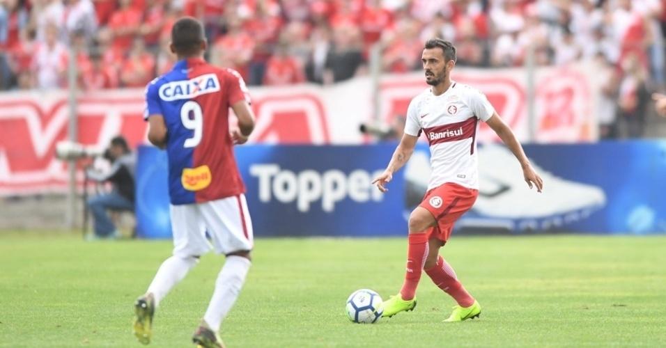Paraná Clube e Internacional se enfrentam pela 38ª rodada do Campeonato Brasileiro