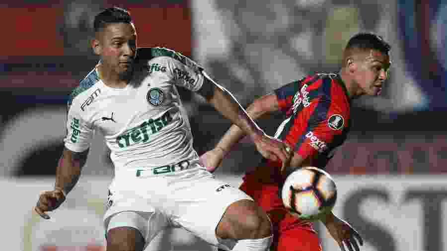 Antônio Carlos vai jogar no Orlando City, dos Estados Unidos, por empréstimo - Cesar Greco/Ag. Palmeiras/Divulgação