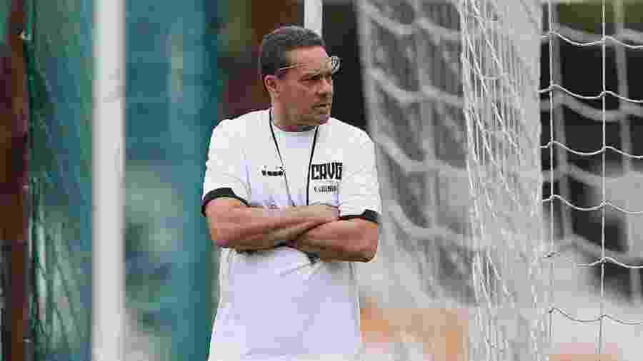 Técnico Vanderlei Luxemburgo soube da morte da irmã pouco depois da derrota para o Flamengo - Rafael Ribeiro/Vasco
