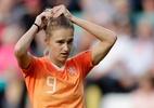 """Jogadora rebate após repórter perguntar se namorado é bom genro: """"Boa nora"""" - Laurens Lindhout/Soccrates/Getty Images"""