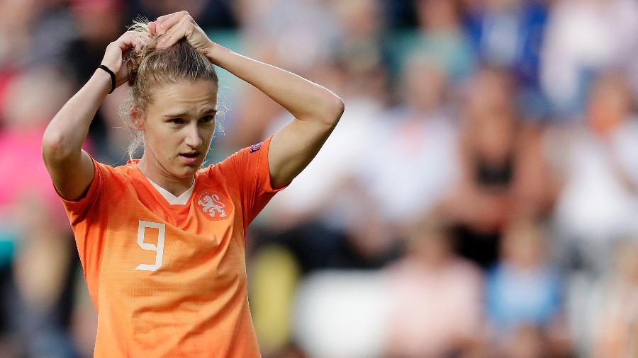Vivianne Miedema, jogadora da seleção da Holanda e do Arsenal - Laurens Lindhout/Soccrates/Getty Images