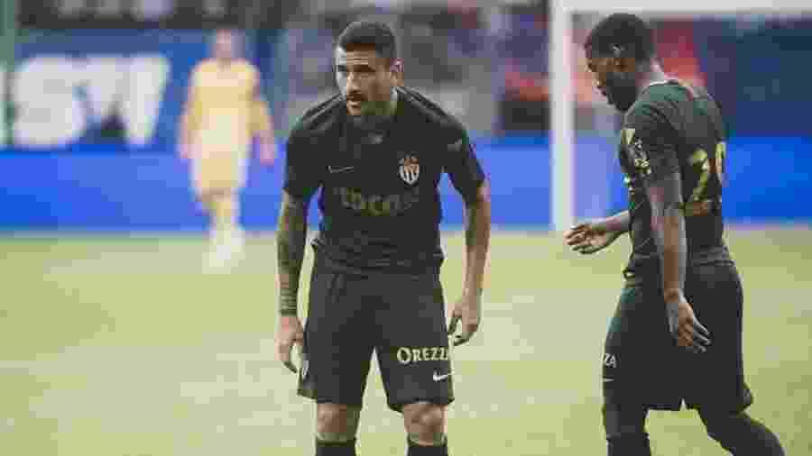 Gabriel Boschilia, meia brasileiro do Monaco, pode voltar ao Brasil e é alvo no mercado da bola - Divulgação