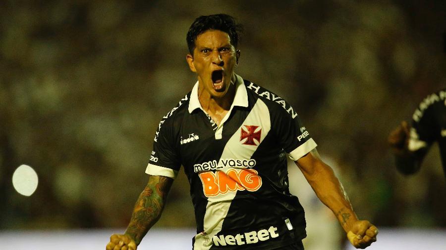 Atacante argentino Germán Cano fez nove dos 12 gols do Vasco na temporada - Rafael Ribeiro / Vasco